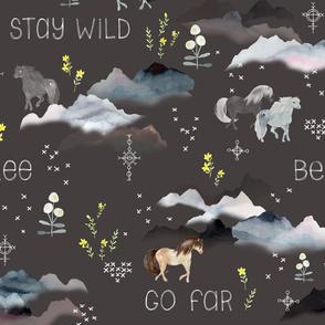Stay Wild Granite
