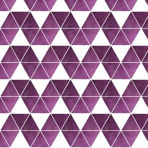 purple triangle repeat