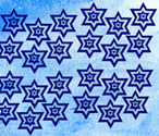 stars 2-ed fabric by happy_creations_by_rechell on Spoonflower - custom fabric