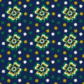 Notre Dame Fighting Irish Colors