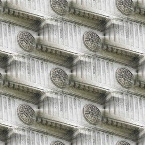 Rosette Frieze | Photorealistic Architecture Print