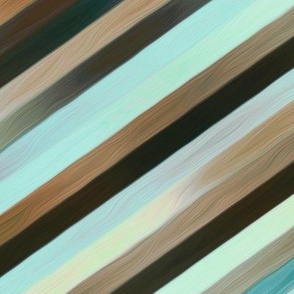 Rainbow Roll - copper