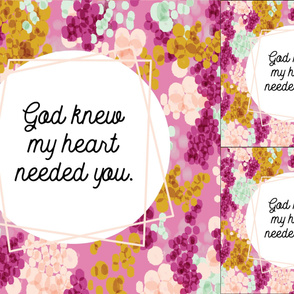 1 blanket + 2 loveys: god knew my heart needed you // champagne fizz on 75-13