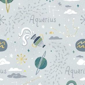 Aquarius Neutral