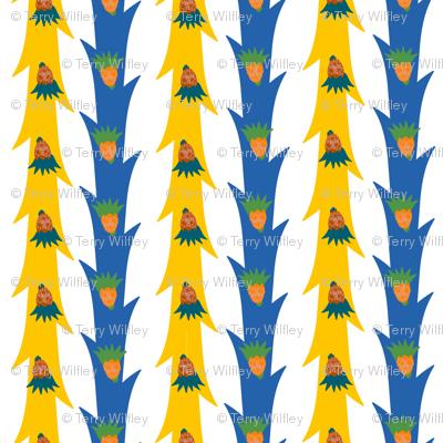 Swedish Garland flowers