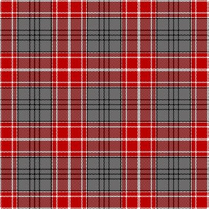 Ohio State Buckeyes Plaid