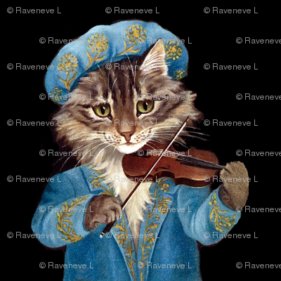Rrspoonflower-violin-cat-with-border_preview