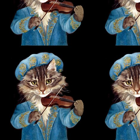 Rrspoonflower-violin-cat-with-border_shop_preview