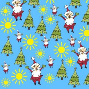 Santa In Oz