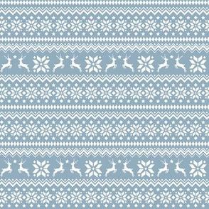 Nordic winter Cold Blue