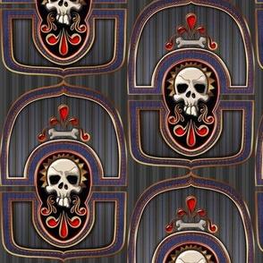 Pirate Skull Cask
