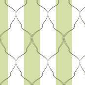 Green Strips Tracery