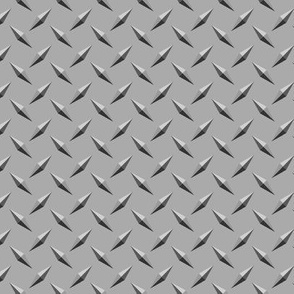 Diamondplate Diamond Plate Metal - SMALLER Repeat