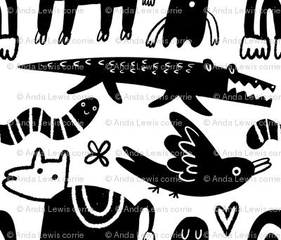 Animal Land - Large Scale