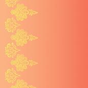 Ponyo Dress w Filigree