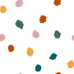 scribble dots ditsy no scribble