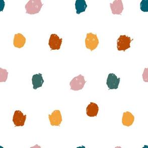 scribble dots no doodles
