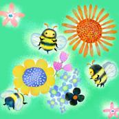 Bee's Knees, GREEN