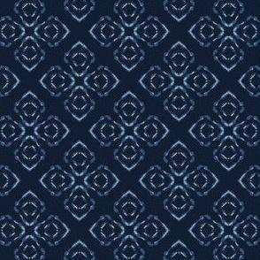 Indigo Blue Starry Night Texture Drawn StarIndigo Blue Starry Night Texture Drawn Star