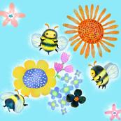 Bee's Knees, BLUE