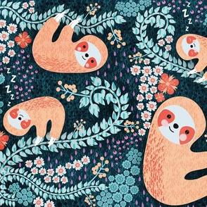 Sloth Cloth Swatch