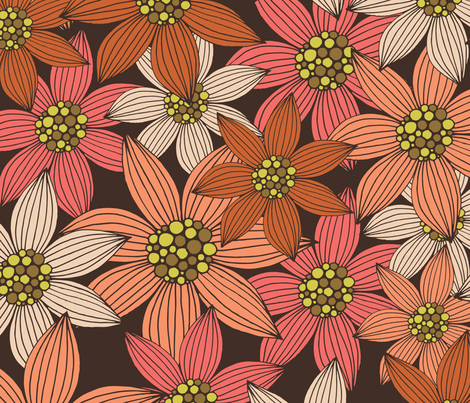 emilia_03 fabric by valentinaharper on Spoonflower - custom fabric