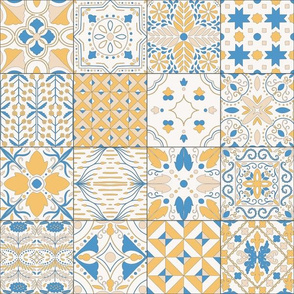 Spanish Tiles / South Dream