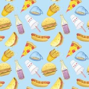 Fast Food Fandango