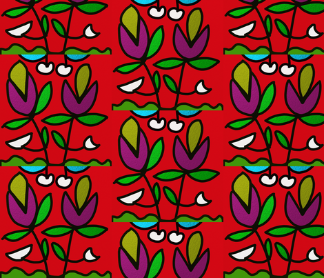 Nature fabric by a__herrera on Spoonflower - custom fabric