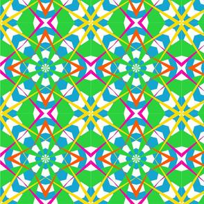 Multicolour Kaleidoscope