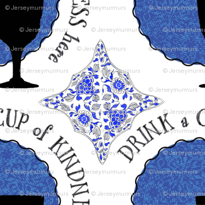 Drink a cup of kindness here