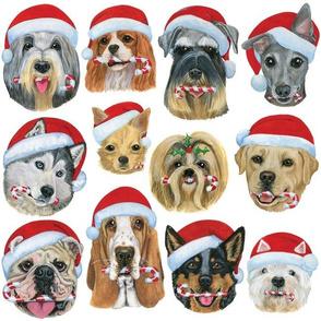 Christmas Doggies