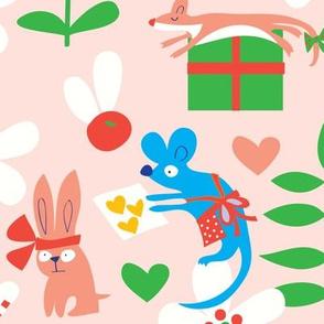 Holiday Hygge_pink_©Solvejg Makaretz