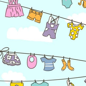 Cute Clothesline