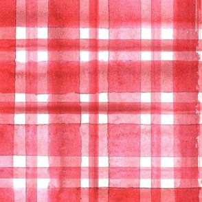 Red Valentine Plaid
