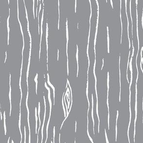Woodgrain in Dark Grey