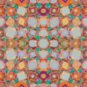 Watercolor Glass 3118