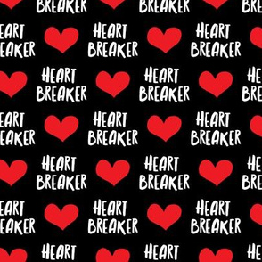 Heart Breaker - Black