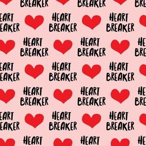 Heart Breaker - Pink