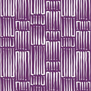 Litty Purple Bidirectional