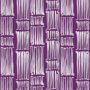 Shine Purple Bidirectional