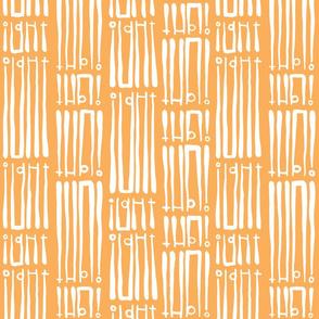 Ight Orange Bidirectional