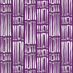Ight Purple Bidirectional