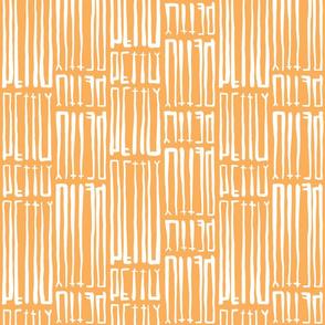 Petty Orange Bidirectional