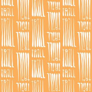 Trill Orange Bidirectional