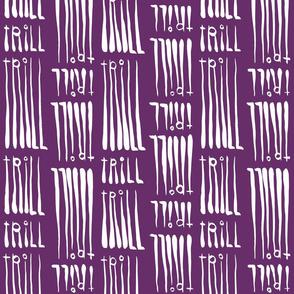 Trill Purple Bidirectional