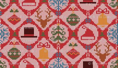 Christmas Fair Isle