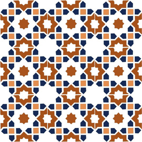 Moroccan Tile mini