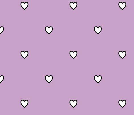 White-black-color-love-heart-lilac-light-violet-color-background-polka-dot-pattern_shop_preview