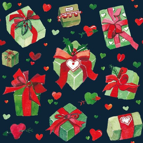 love is a present